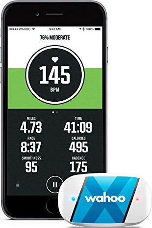 Wahoo TICKR X Workout Tracker and Heart Rate