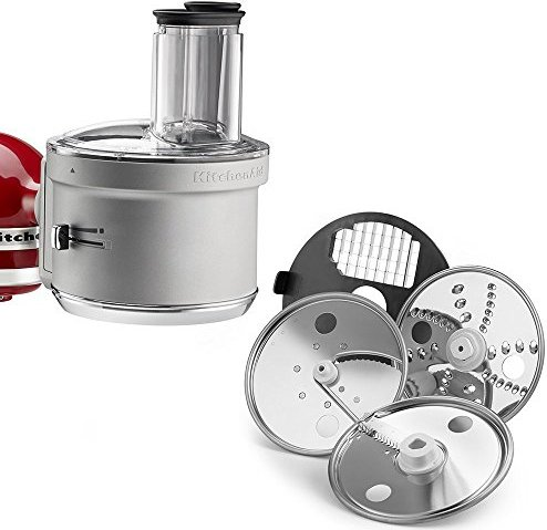 KitchenAid KSM2FPA Food Processor Attachment with Commercial Style