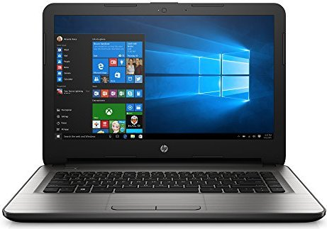 HP 14-an013nr 14-Inch Notebook (AMD E2, 4GB RAM,