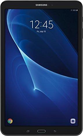 """Samsung Galaxy Tab A 10.1"""" (16GB, Black) T580"""