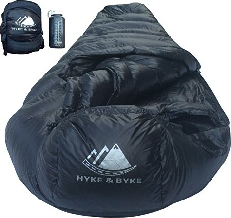Ultralight Mummy Down Sleeping Bag - 15 Degree