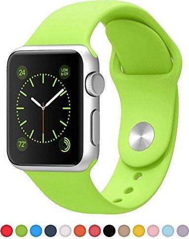 Apple Watch Band 42mm, iSTYLE TPU Strap Soft